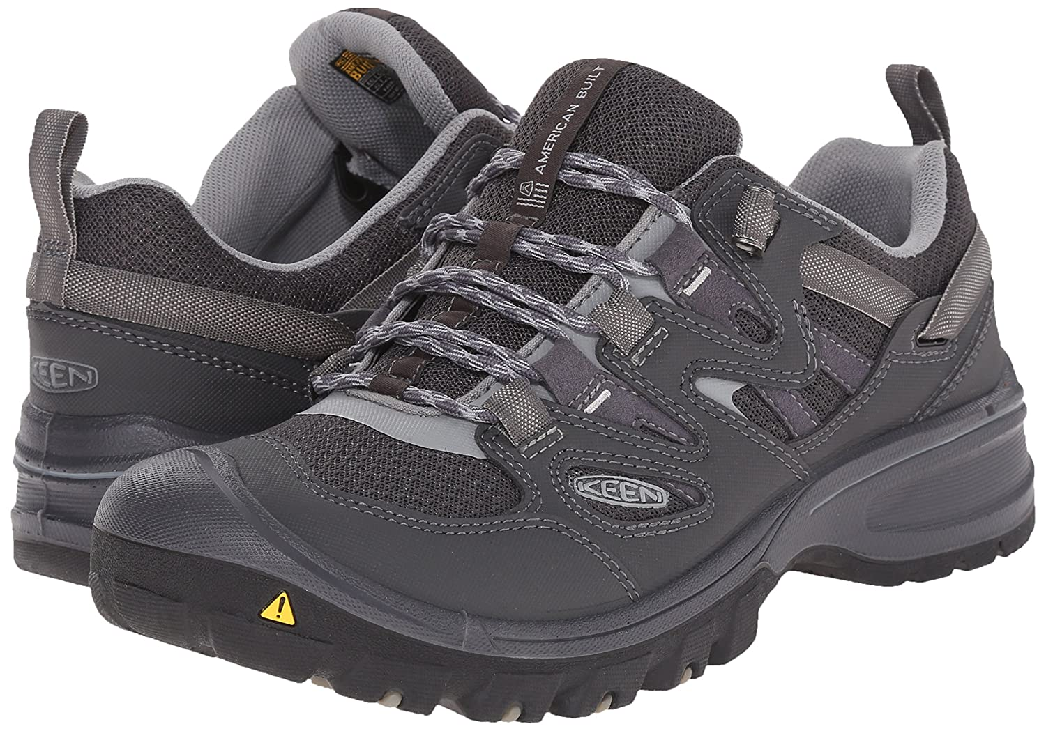 Keen Men's Sandstone Trail Shoe, Magnet/Neutral Gray, US 17 M: Buy Online  at Low Prices in India - Amazon.in