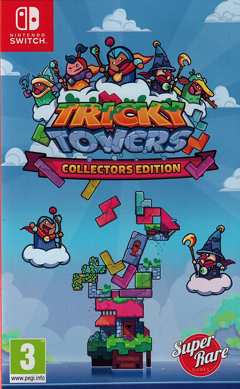 Tricky towers - candy bricks for sale