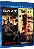 SWAT/Basic - BD Double Feature [Blu-ray]