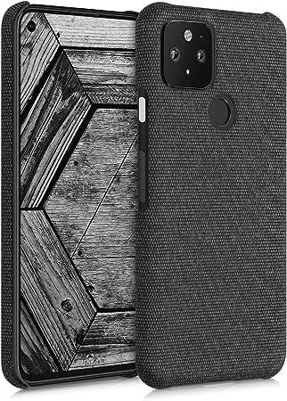 Kwmobile Hülle Kompatibel Mit Google Pixel 5 Stoff Elektronik