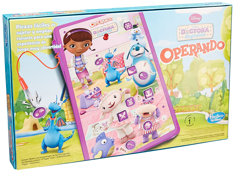 Hasbro Disney Doctora Juguetes Operando Amazon Com Mx Juegos Y