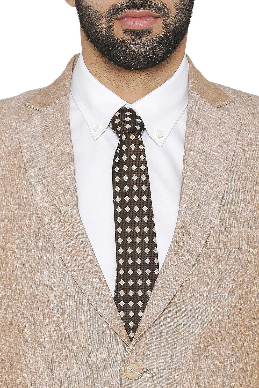 WINTAGE Mens 100/% Linen Notch Lapel All Season Natural Color Suit