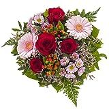 Blumenstrauß Herzblatt