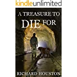 A Treasure to Die For (Books to Die For Book 3)