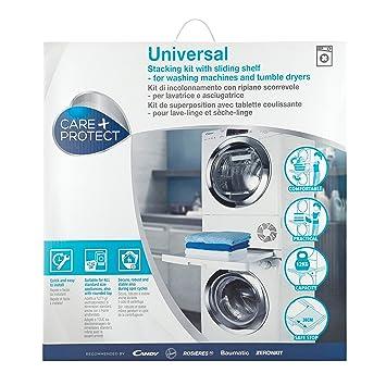 Care+Protect - Kit de unión Universal de lavadoras y secadoras con ...