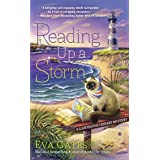 Reading Up a Storm (A Lighthouse Library Mystery Book 3)