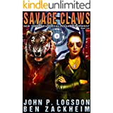 Savage Claws (New York Paranormal Police Department Book 2)