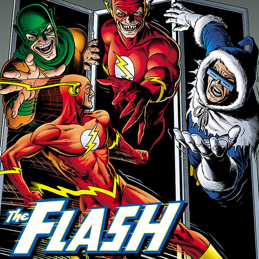 The Flash (1987-2009) (Collections) (17 Book Series)