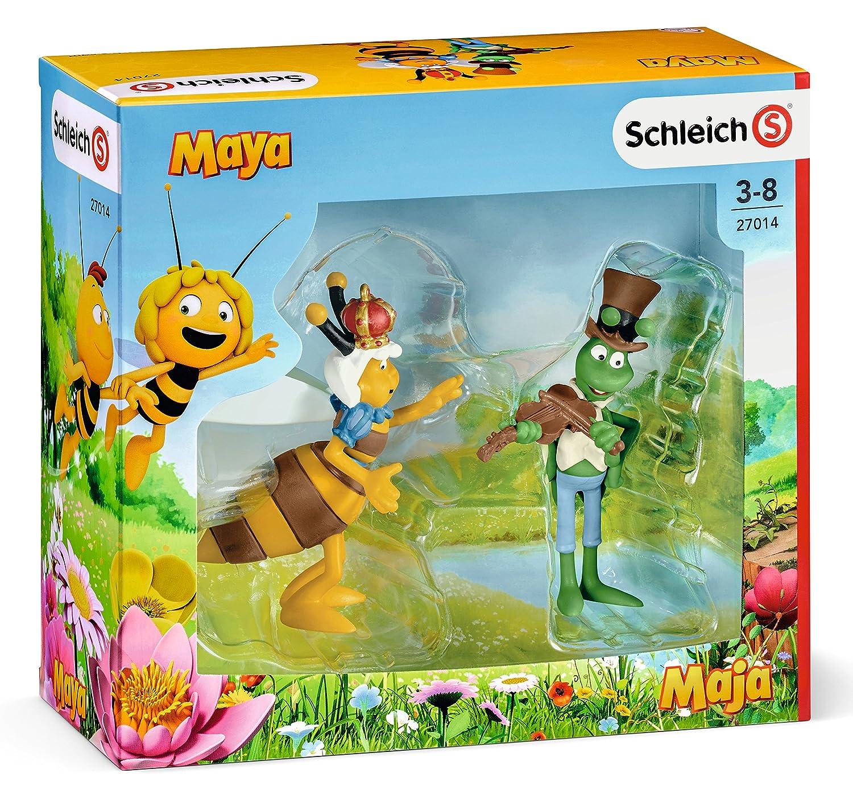 Schleich 27013 L/'abeille Maja Film Set 2