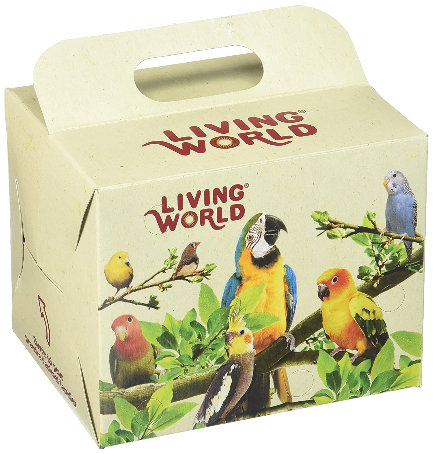 Living World Bird Carrier Cardboard Box 80250