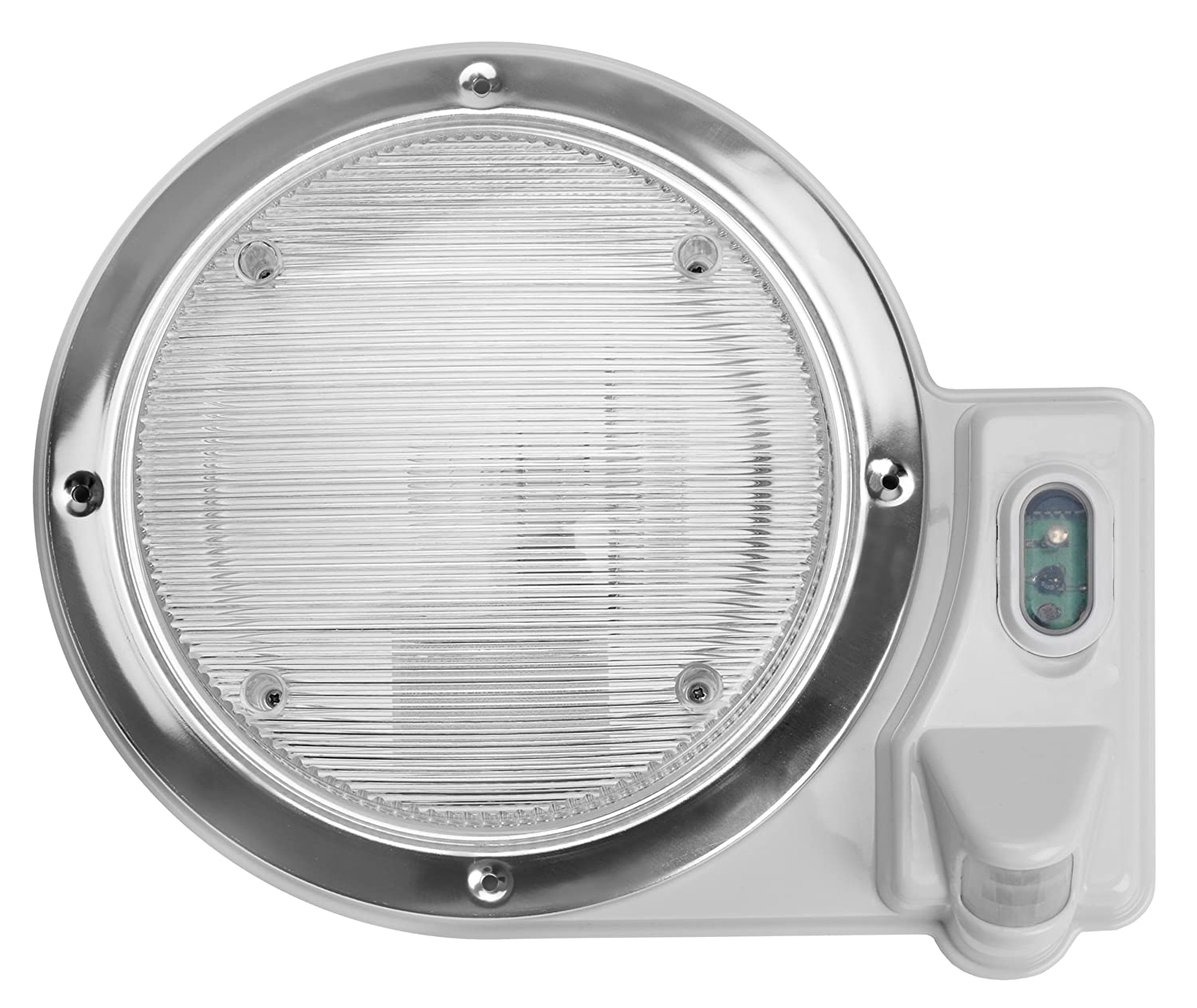9.25 H x 12.25 W x 2 D Inc. AP Products 016-SL2000 Star Motion Activated Lighting Fixture-White STB2M Starlights