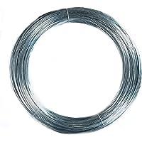 Alambre liso galvanizado Mallarte de 1,60 mm (rollo