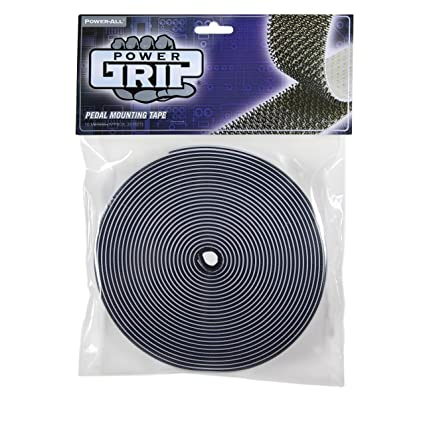 Amazon.com: Power-Grip PG-10M Pedalboard Mounting Tape, 10-meter Roll: Musical Instruments