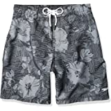 Speedo Men's Swim Trunk Knee Length Boardshort Bondi Printed