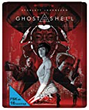 Ghost in the Shell – Limited Steelbook-Edition [Blu-ray] [Limited Edition]