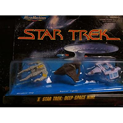 Micro Machines Star Trek X Deep Space Nine: Toys & Games
