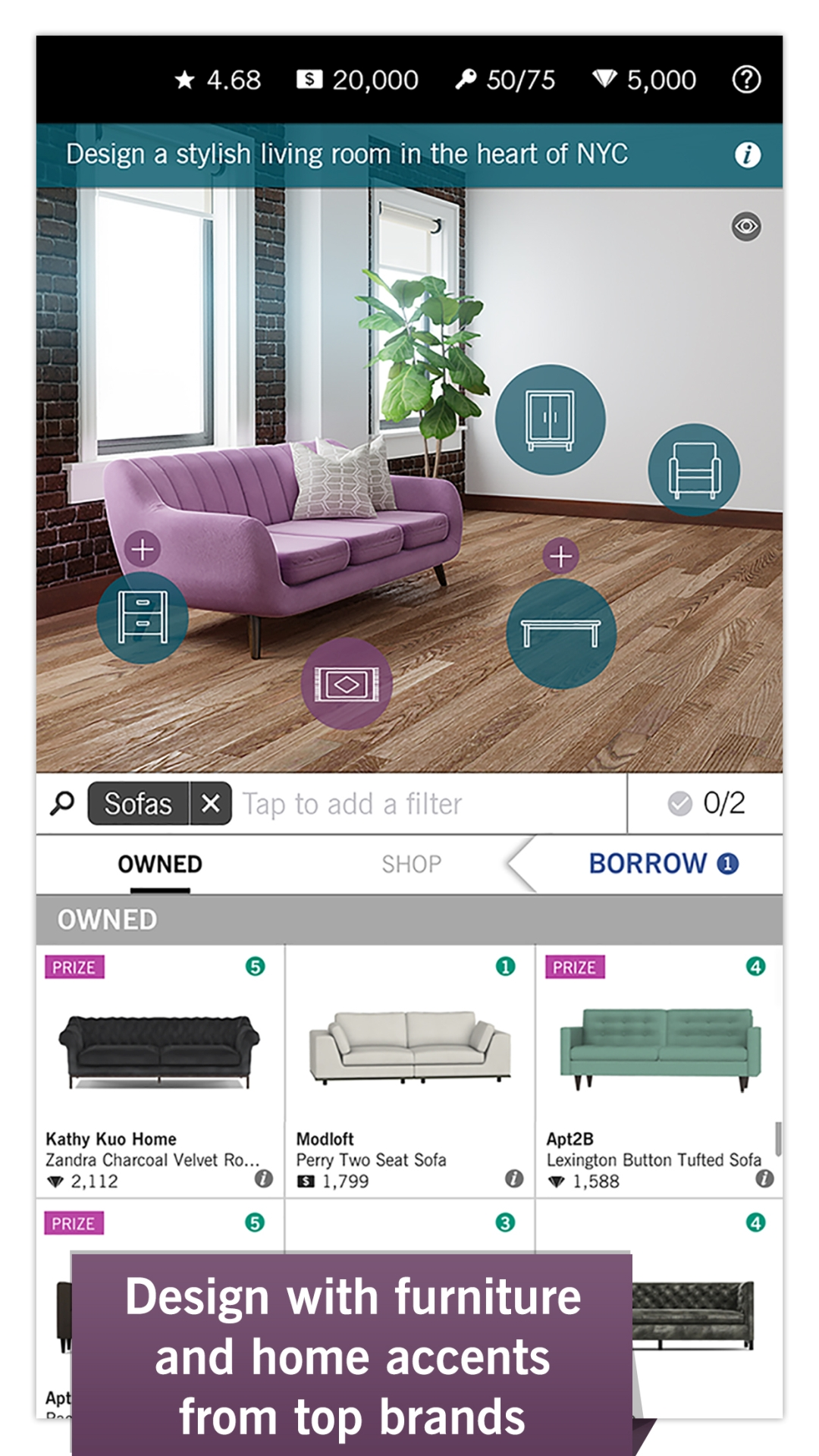 Amazon.com: Design Home: Appstore for Android