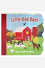Little Red Barn Chunky Lift-a-Flap Board Book (Babies Love) Board book