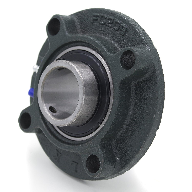/Ø 60 mm Flanschlager UCFC212 Hauptabmessungen nach internationaler Norm