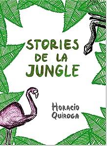 Learn Spanish through Spanglish (Illustrated): Stories de la Jungle