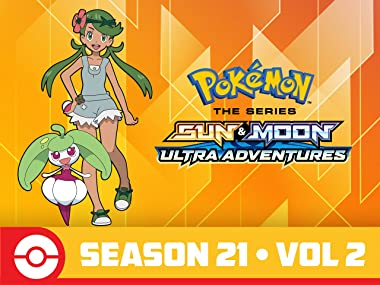 pokemon sun and moon ultra adventures episode 12