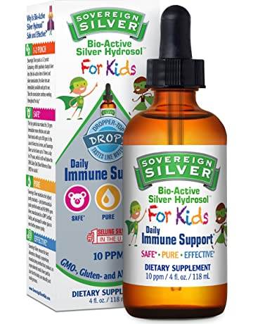 Sovereign Silver® for Kids Bio-Active Silver Hydrosol™ for Immune Support* -