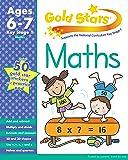 Gold Stars KS1 Maths Workbook Age 6-7 (Gold Stars Workbook Packs)