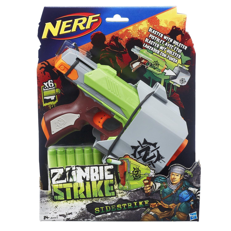 Hasbro Nerf Zombie Side Strike: Amazon.es: Juguetes y juegos