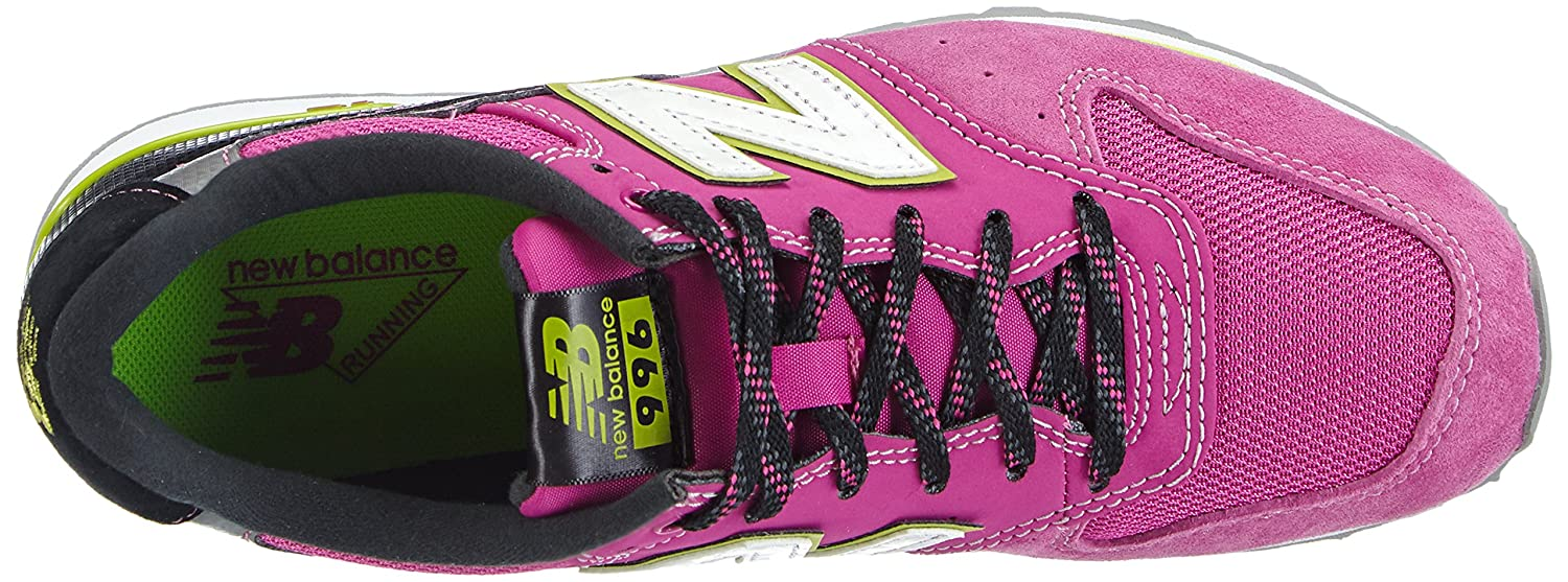 Amazon.com | New Balance WR996EH Women Classic Sneaker Trainer Pink 996 | Fashion Sneakers