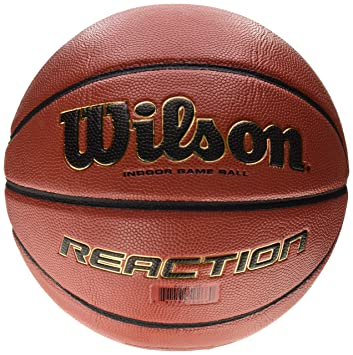 Wilson Reaction Dbb Official Balón para Basketball, Unisex Adulto ...