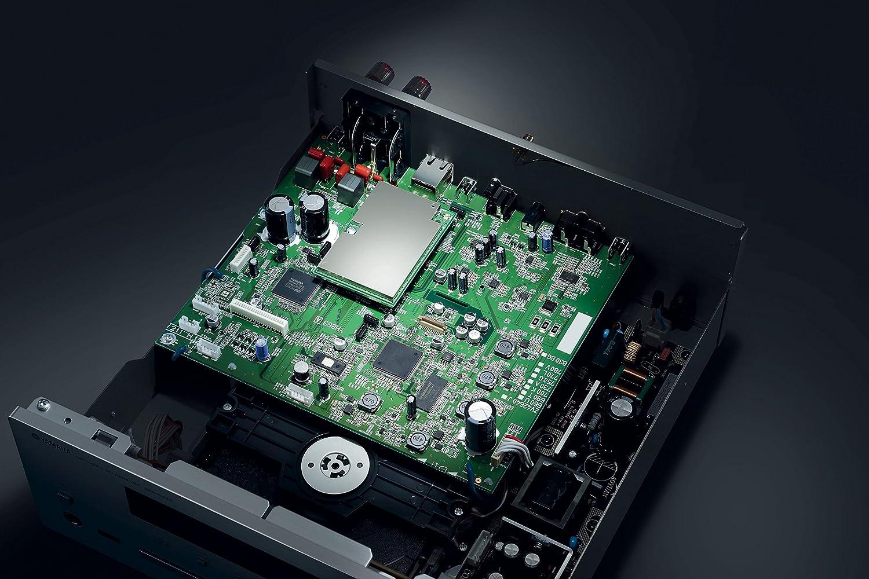 Argento Yamaha PianoCraft 470 DAB Sistema Micro Hi-Fi
