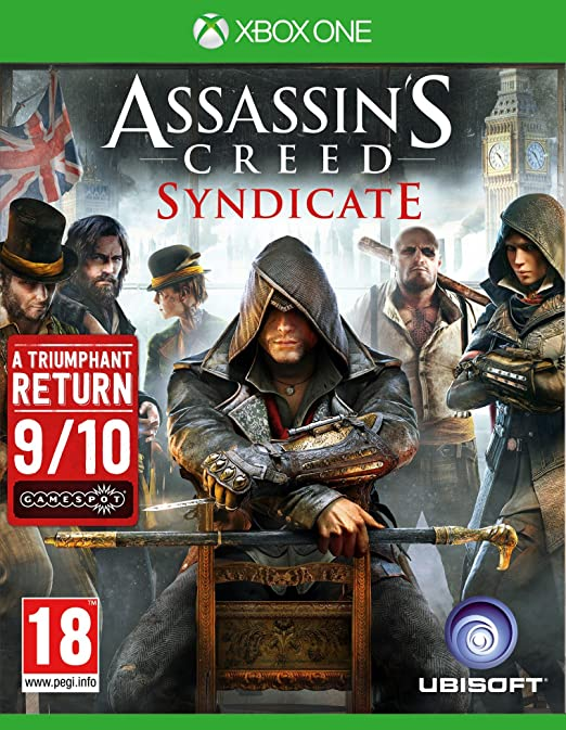 2 opinioni per Assassin's Creed: Syndicate [Edizione: Regno Unito]