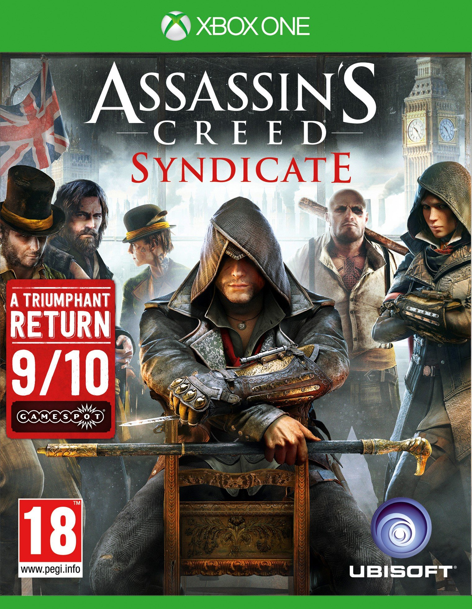 Assassin's Creed Syndicate (Xbox One) product image