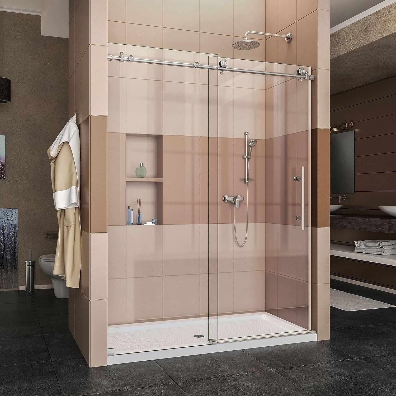 DreamLine Enigma X in Width Frameless Sliding Shower Door