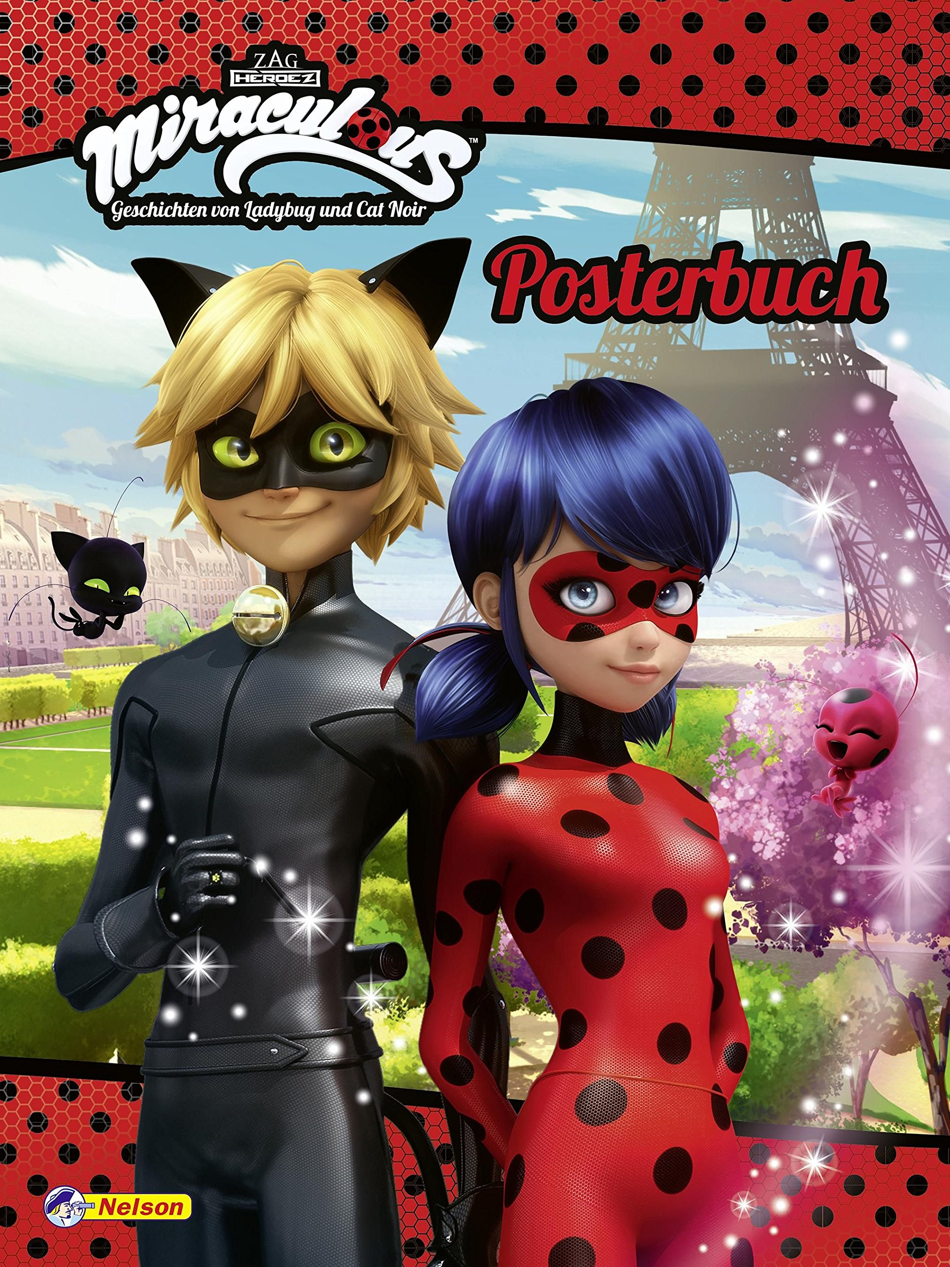 miraculous-posterbuch
