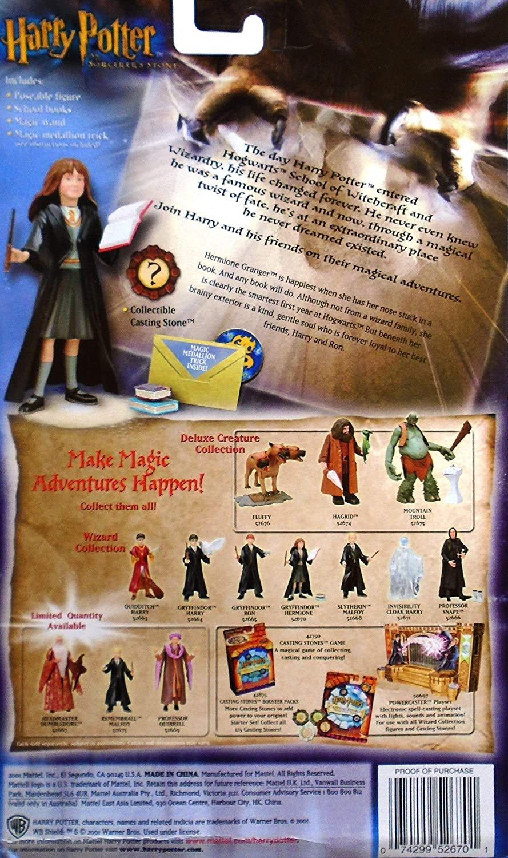 Amazon.com: Harry Potter Hermione Gryffindor 5