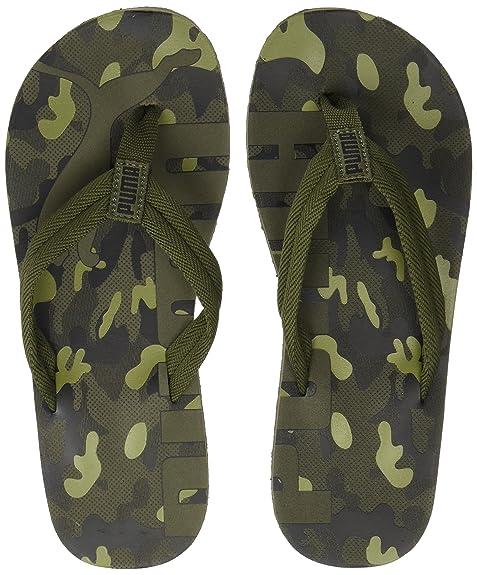 b334201f95935 Puma Adults  Epic Flip V2 Camo Flops  Amazon.co.uk  Shoes   Bags