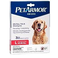 Deals on PetArmor Flea & Tick Treatment for Dogs
