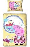 Character World Peppa Pig Nautical Junior Duvet Set