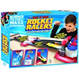 Be Amazing! Toys Fuel & Duel Rocket Racers - Science Racing Toy Cars for Kids - Fun Chemistry Science Kit for Boys and Girls