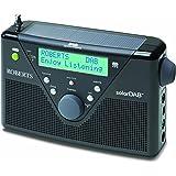 Roberts DAB / FM Digital Solar Radio - Black