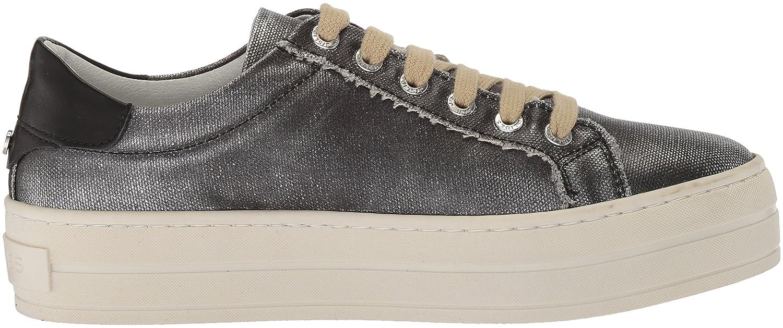 J Slides Women's Heather Sneaker B076DQ4GKG 7.5 B(M) US|Black