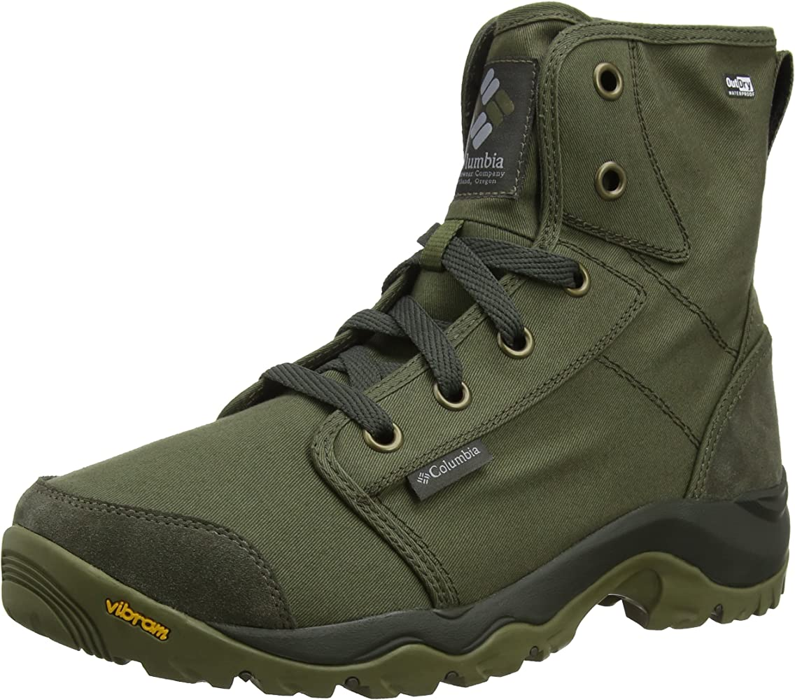 adidas Camden Outdry Chukka, Scarpe da Trail Running Uomo, Marrone (Nori, Columbia 383), 48 EU