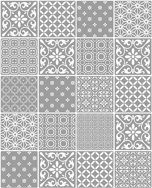 Fine Decor Ceramica Tapete fd41464 – Küche Badezimmer ...