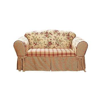 Amazoncom Sure Fit Lexington Sofa Slipcover Multi SF28419