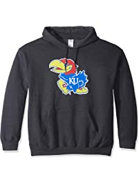741aa393e Elite Fan Shop NCAA Mens Hoodie Sweatshirt Dark Heather Icon
