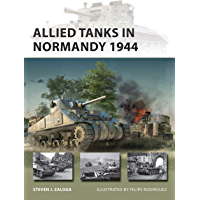 Allied Tanks in Normandy 1944 (New Vanguard Book 294)