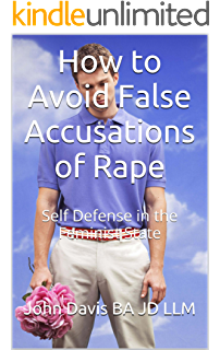Amazon false accusations of rape lynching in the 21st how to avoid false accusations of rape self defense in the feminist state female fandeluxe Document