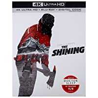 Deals on The Shining 4K Ultra HD + Blu-ray + Digital