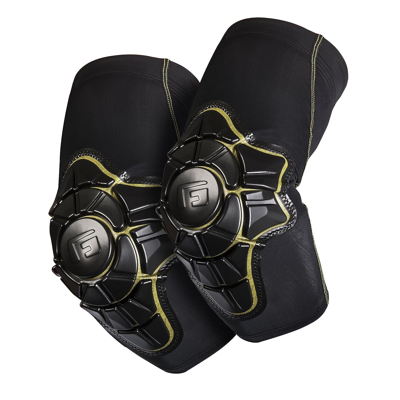 ジーフォーム Pro-X ユースエルボーパッド 肘用 ブラック×イエロー S/M YEP0103018 B00VHTGK8E